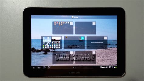 Tutorial Tablet Samsung Galaxy Note 8 | guida tutorial come smontare samsung galaxy tab note 8 9