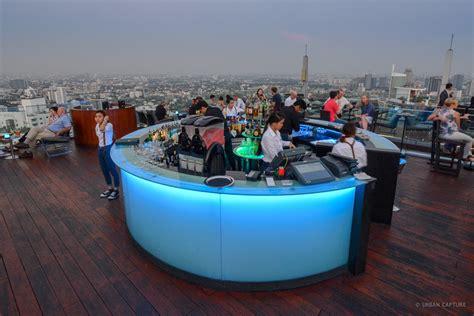 Marriott Sukhumvit Rooftop Bar, Thailand, Bangkok « URBAN ...