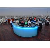 Marriott Sukhumvit Rooftop Bar Thailand Bangkok &171 URBAN