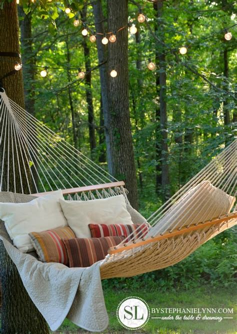 hammock in backyard backyard hammock trees home and backyard hammock