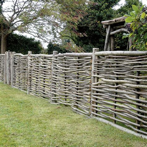country style fences gates and fences for country gardens ideal home