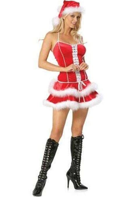 christmas themed dresses sexy red and white santa christmas themed fancy dress up