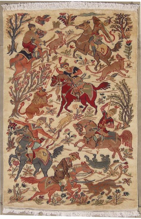 pak rugs 3 2x5 1 rug pak shakargha six horses