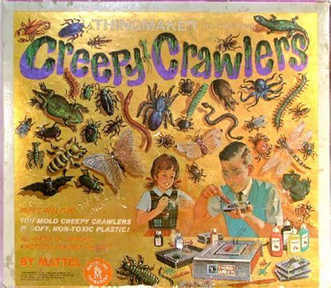 mj thompsons creepy crawlers