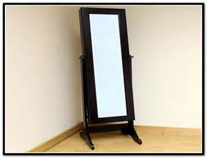 Ikea Floor Mirror Full Length Mirror With Jewelry Storage Target Home