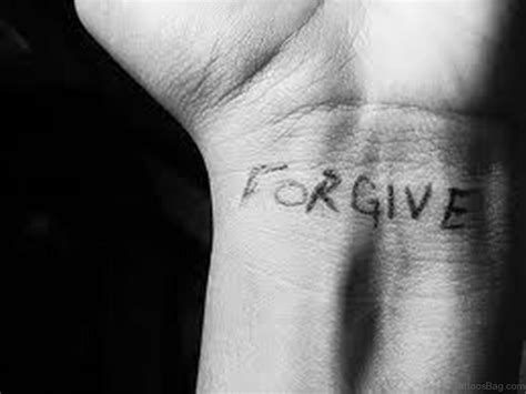 forgive tattoo designs 12 forgive forget wrist tattoos