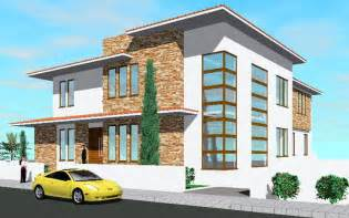 modern mediterranean house plans new home designs modern mediterranean home