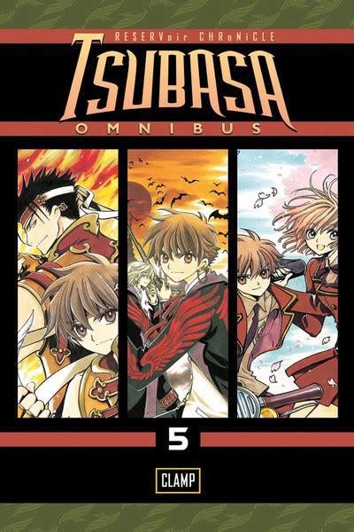 i am a omnibus volume 5 tsubasa reservoir chronicle omnibus volume 5