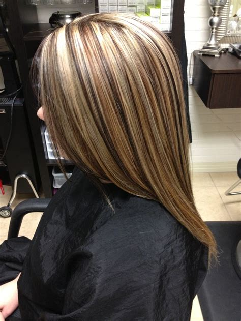 high and lowlights hairstyles high n low lights miscellaneous pinterest low lights