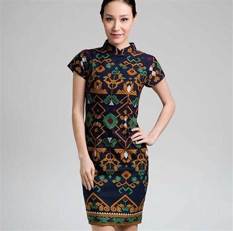 Icn8 Baju Atasan Blouse Wanita Blouse Muslim Tenun Tunik 121 best kebaya dan batik indonesia images on kebaya kebayas and batik dress
