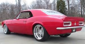 breathtaking 1967 chevrolet camaro v8 american