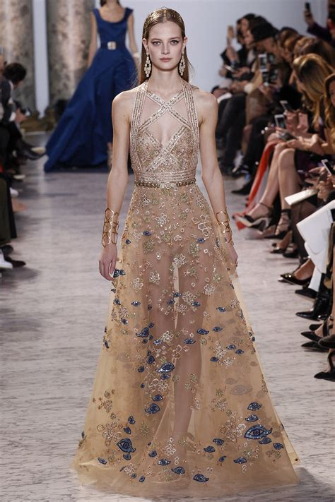Whats New This Week At Style Couture In The City Fashion by Elie Saab 2017 Arabia Weddings