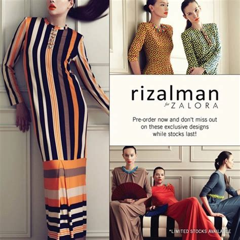 Baju Sejuk Zalora inspirasi fesyen senarai fesyen baju raya terkini aidilfitri 2013 wanista