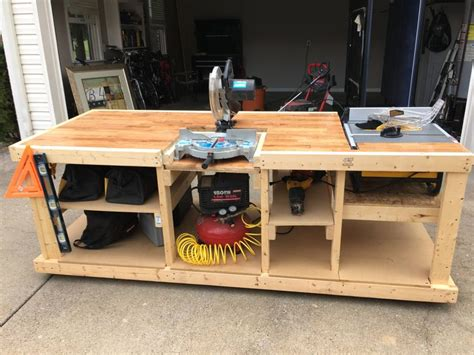 building a workshop bench 25 best ideas about diy workbench on pinterest garage ideas garage solutions and