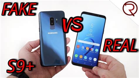 Tumi Galaxy S9 Original vs real samsung galaxy s9 plus 1 1 clone buyers beware