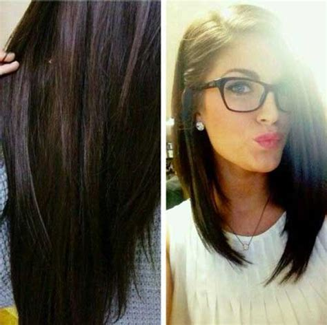 hairstyles long bob haircut 20 long bob dark hair bob hairstyles 2017 short