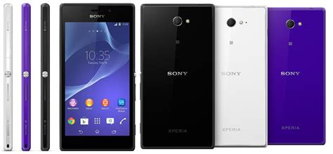 Hp Sony Xperia M2 Duos spesifikasi ponsel sony xperia m the gallery for gt xperia