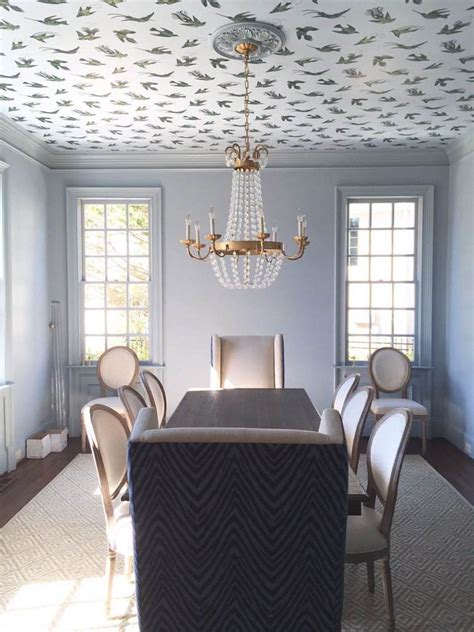 new ceiling wallpaper trends 2018 2019 inspiring ideas to