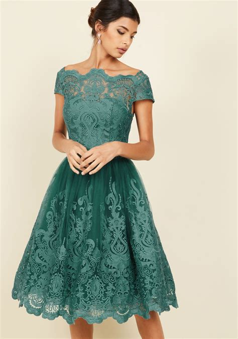 dressing style at the age of 44 for ladies chi chi london exquisite elegance lace dress in lake