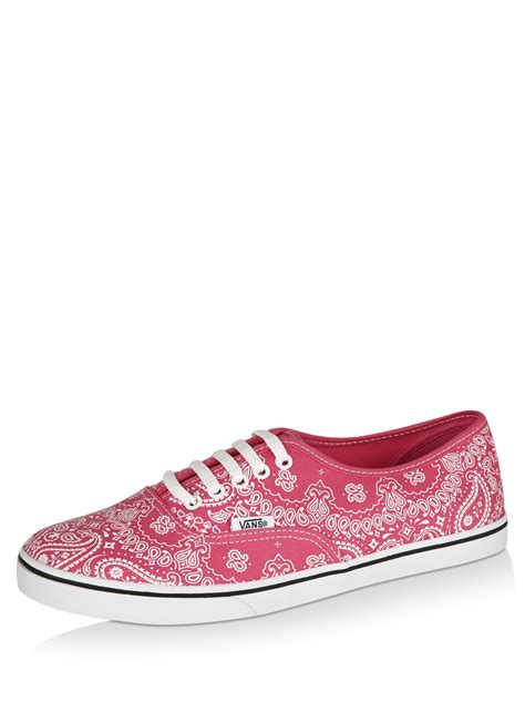 vans flat shoes buy vans all print flat shoes for s