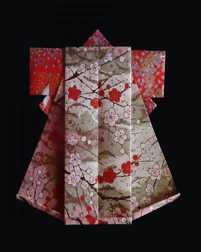 Kimono Origami - origami kimono 5 logic