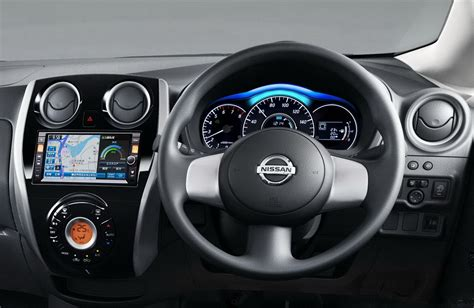 nissan note interior 2012 nissan note global car pictures and details w