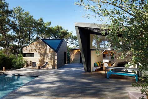 designboom atelier du pont s award winning poolside cabin