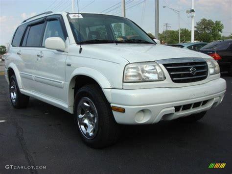 2002 Suzuki Xl7 by 2002 White Pearl Suzuki Xl7 Limited 4x4 65971093
