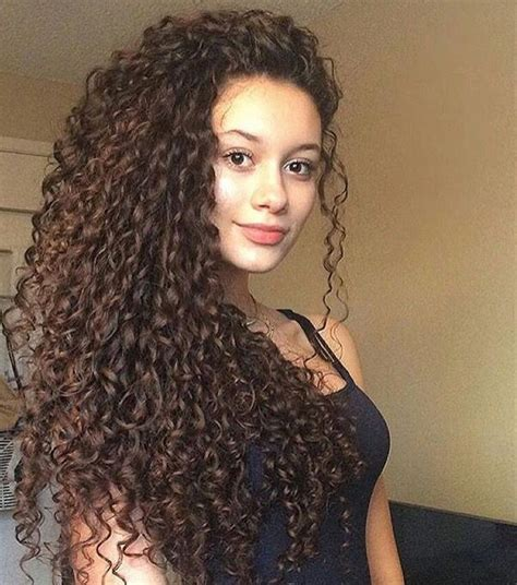 is long perm hair still popular best 25 long curly hair ideas on pinterest natural