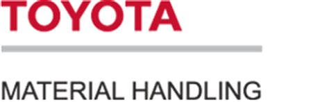 Toyota Material Handling Logo Forklift Warehouse Trucks Services And Solutions
