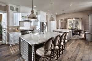 Transitional Dining Room Chairs 2016 coty award winning kitchens transitional kitchen