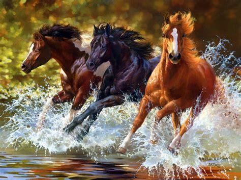 imagenes de paisajes y caballos imagenes de paisajes con caballos imagenes para fondo de