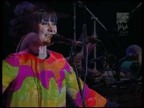 swing out sister live swing out sister quot you on my mind quot live at java jazz