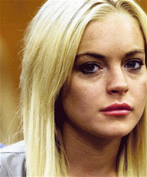 Lindsay Lohan Finds Jebus by Lindsay Lohan Gif Find On Giphy
