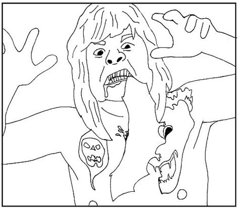 Rock And Roll Words Aws A Pic Free Coloring Pages Rock N Roll Coloring Pages