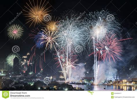 new year fireworks time fireworks 2015 stock photo image 64406417