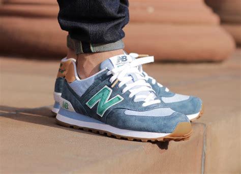 New Balance 574 Premium 1 new balance 574 toute actualit 233 sneakers actus