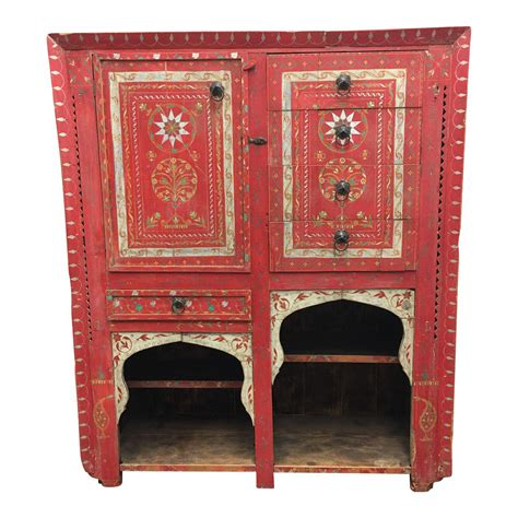 Armoires Design Plus by Vintage Painted Moroccan Armoire Design Plus Gallery