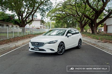 mazda 6 sport wagon review 2017 mazda6 sports wagon 2 5l skyactiv g autodeal