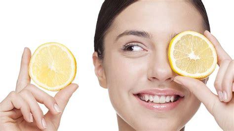 menghilangkan flek hitam pakai ekstrak lemon