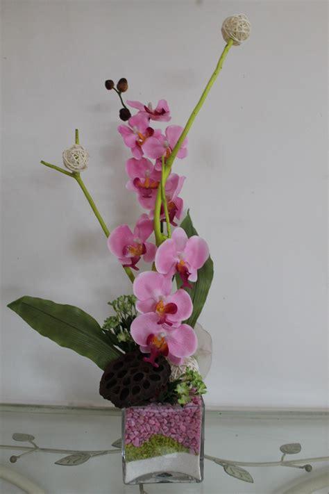 Composition Florale Artificielle by Compositions Florales Artificielles Fleuriste Bulldo