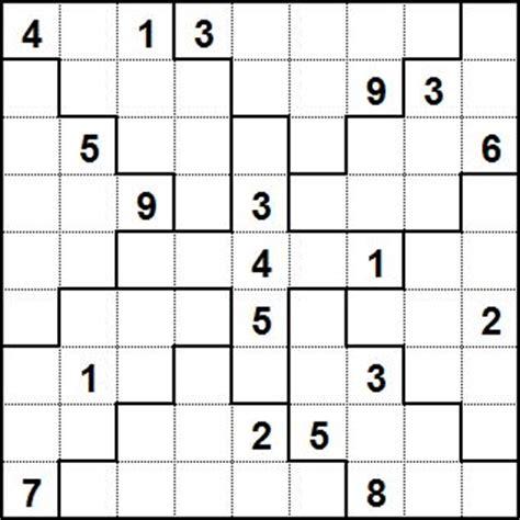 printable jigsaw sudoku puzzles free autonomous source jigsaw sudoku