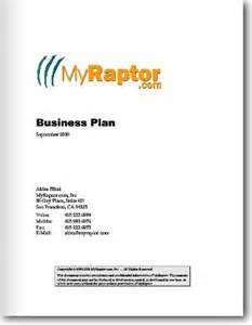 Subway Business Plan Template Professional Business Plan Samples
