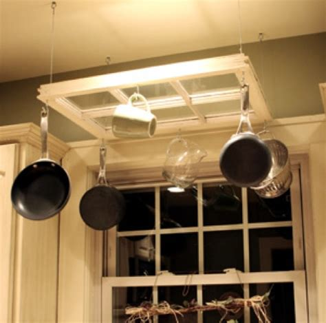 Kitchen Pot Rack Ideas by 5 Diy Pot Racks Cookware Storage Ideas Bob Vila