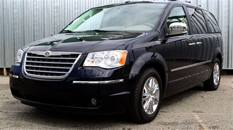2010 Town And Country Review by 2010 Chrysler Town Country Limited Review Roadshow