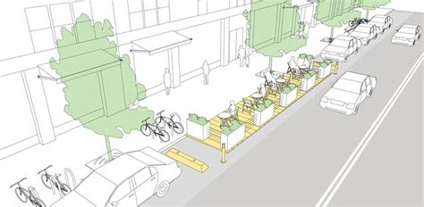 design guidelines ottawa parklets explained and illustrated in the nacto urban