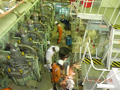 ship engine room why is teal pale green paint so commonly used in mechanical rooms and bunkers