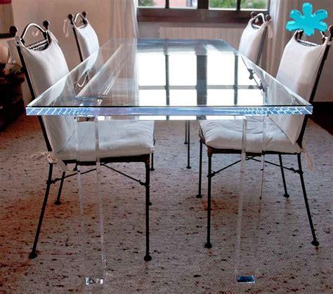 tavoli plexiglass roma foto tavoli da pranzo di eldorado plexiglas 444563