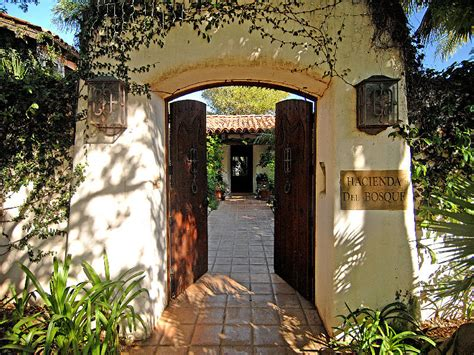 spanish hacienda style homes beautiful spanish hacienda in santa barbara huntto com