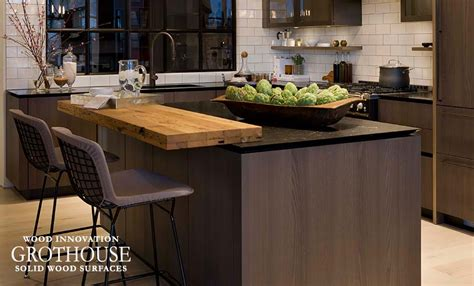 Butcher Block Kitchen Island Breakfast Bar by Wood Countertops Butcher Block Countertop Bar Top Images
